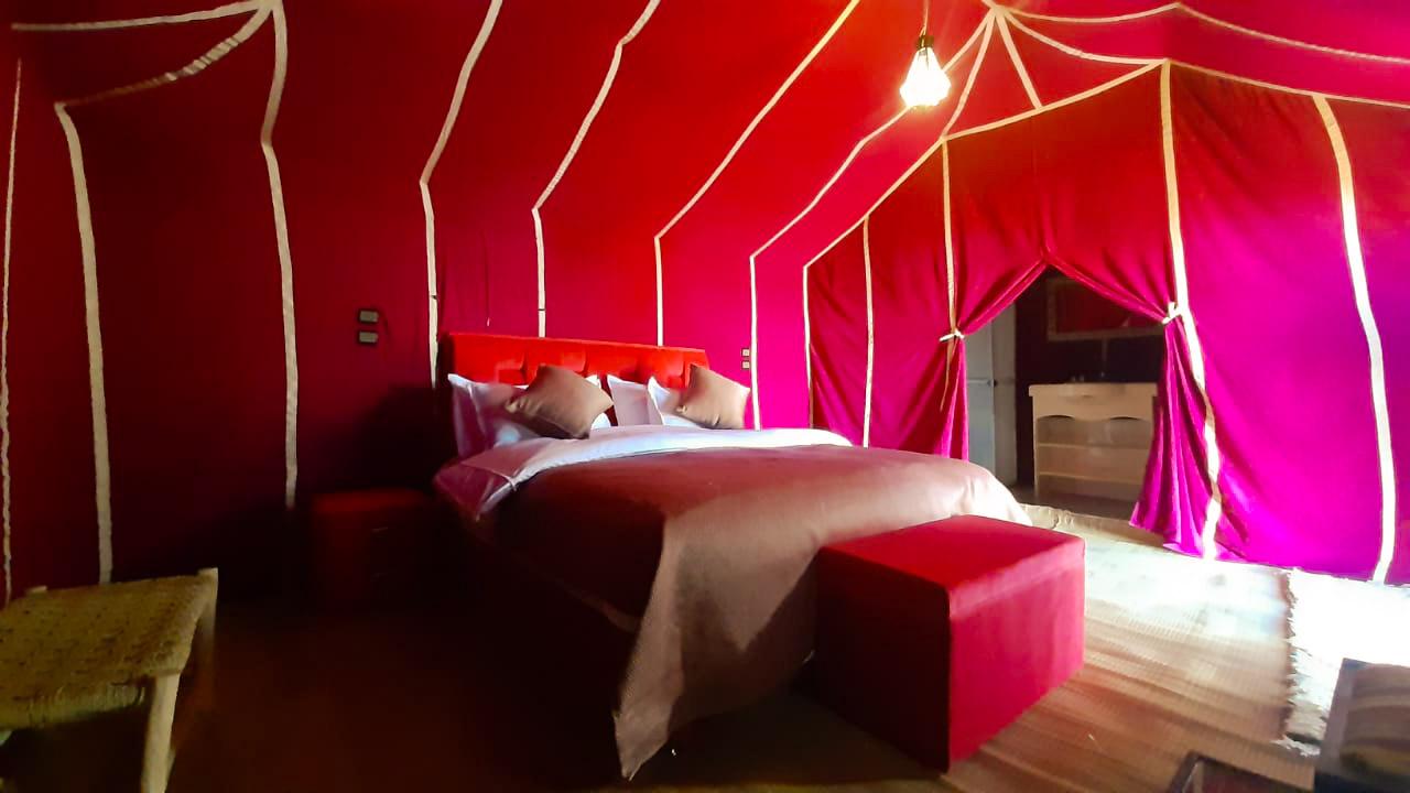 Quadruple Luxury Tent