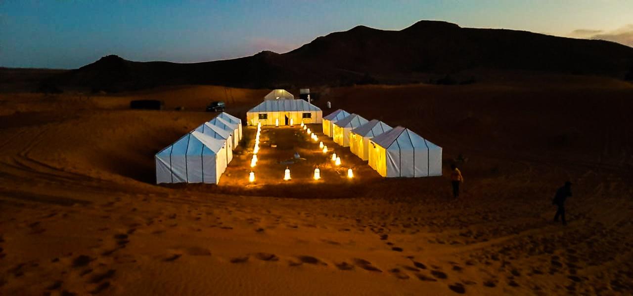 Welcome to Zahra Luxury Desert Camp